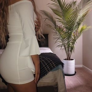 The white dress every girl needs!